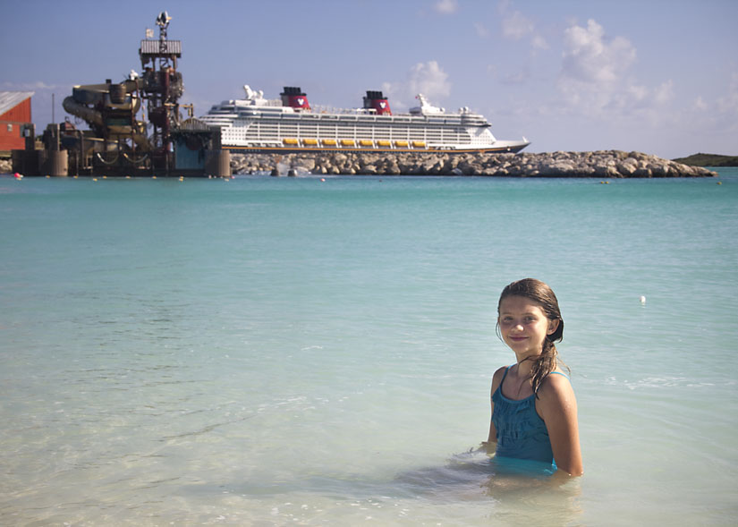 Castaway Cay Lagoon