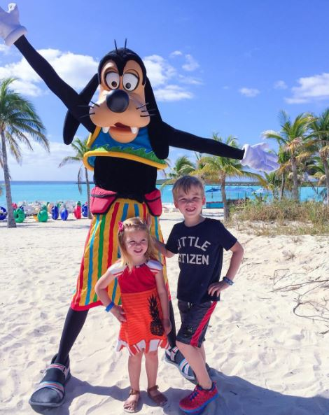 Scuttles Cove Kids Club on Castaway Cay