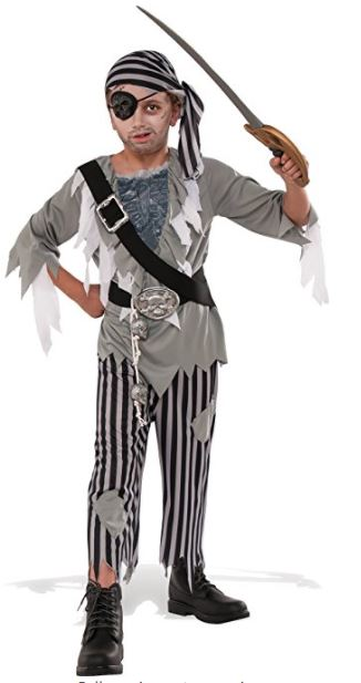 Disney Cruise Pirate Night Costume idea!