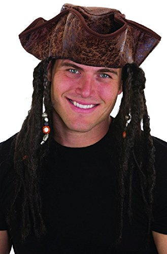 Disney Cruise Pirate Night Costume idea!