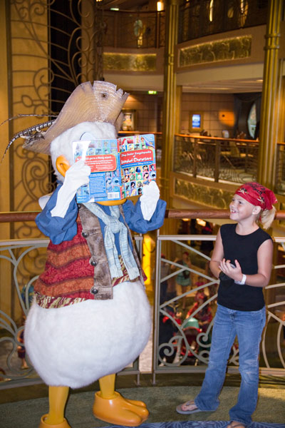 Donald Duck: Magical Moments on a Disney Cruise!