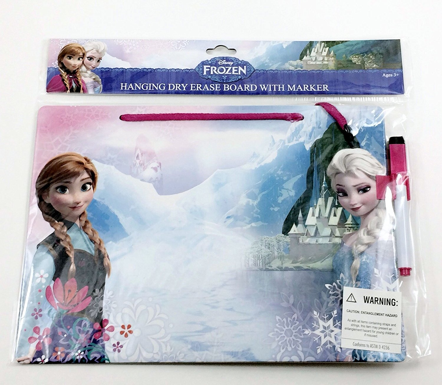 Disney Fish Extender Idea: Dry Erase Board with Markers
