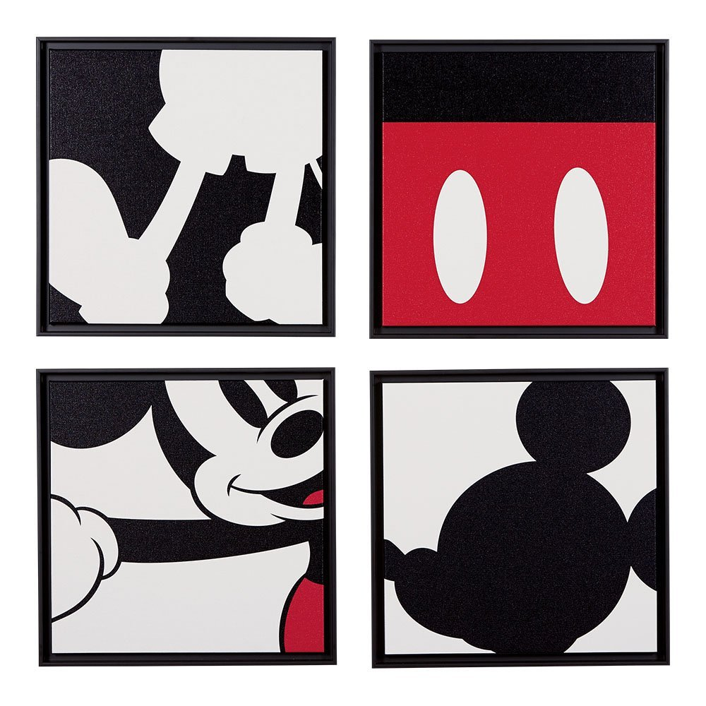 Best Ethan Allen Disney Artwork: Mickey Mouse