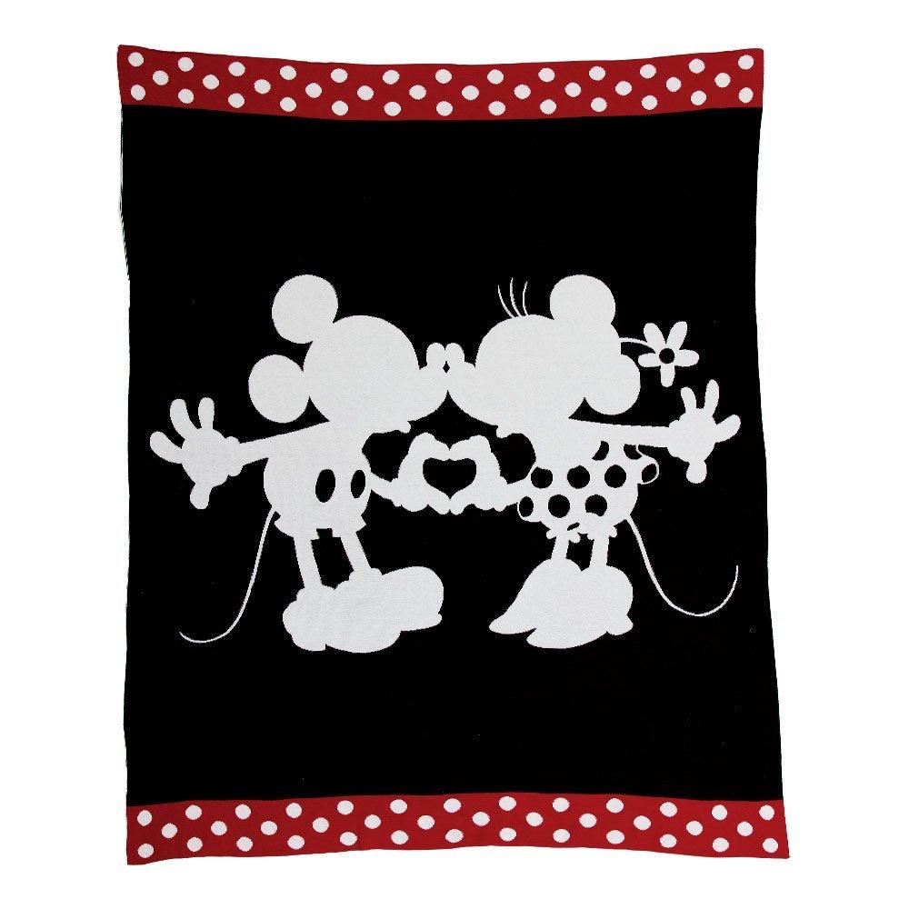 Best Ethan Allen Disney Throw: Mickey & Minnie Mouse