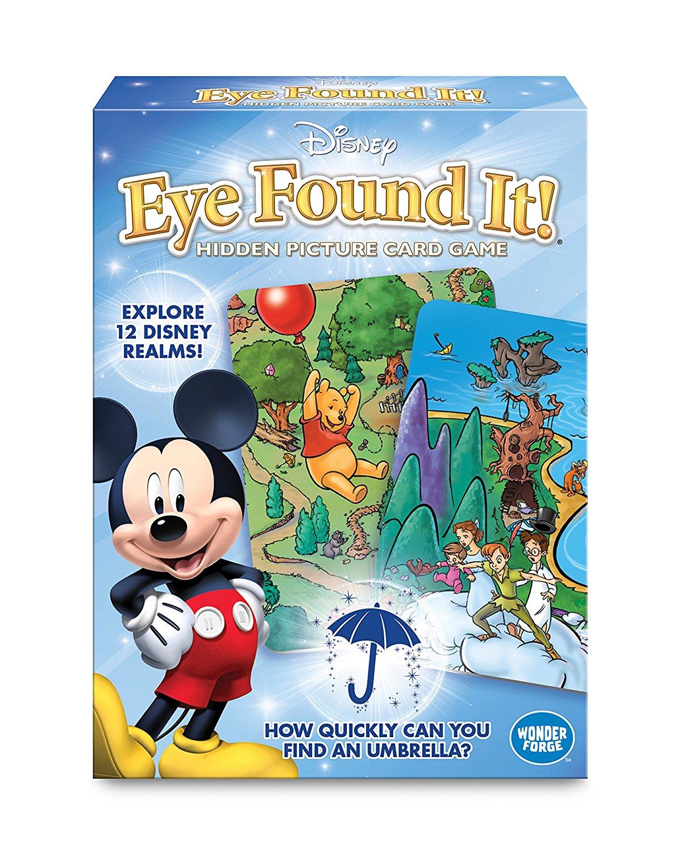Eye Found It - Disney Card Game