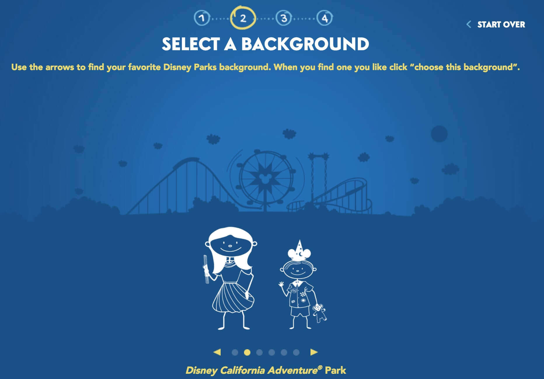 Free Disney Decals Choose Background