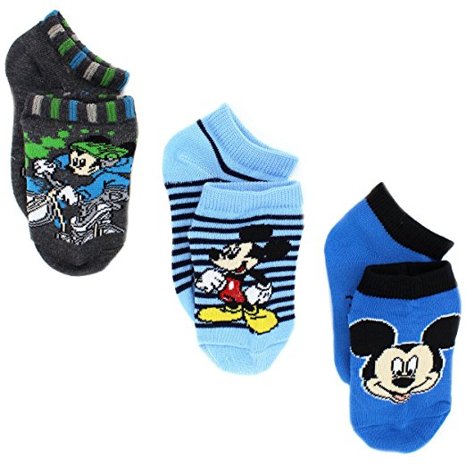 Mickey Mouse Socks for Boys