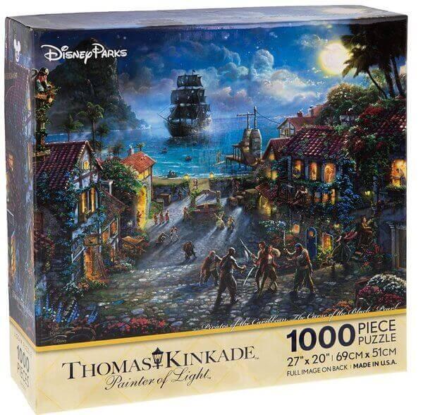 Best Thomas Kinkade Disney Puzzles