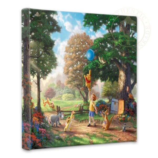 The Lion King: Thomas Kinkade Disney Print