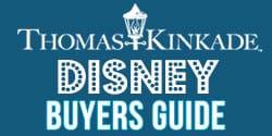 Thomas Kinkade Disney Buyers Guide