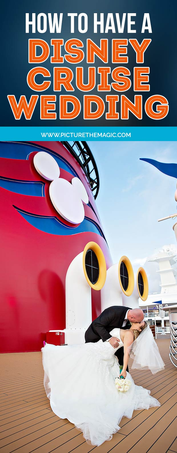How to Have a Disney Cruise Wedding