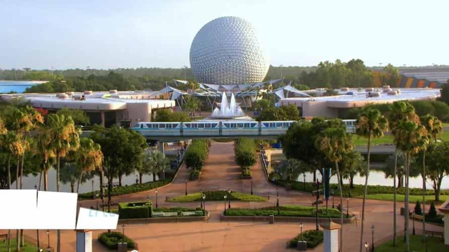 Free Disney Parks DVD Epcot