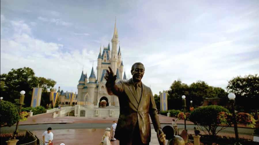 Free Disney Parks DVD Build Excitement