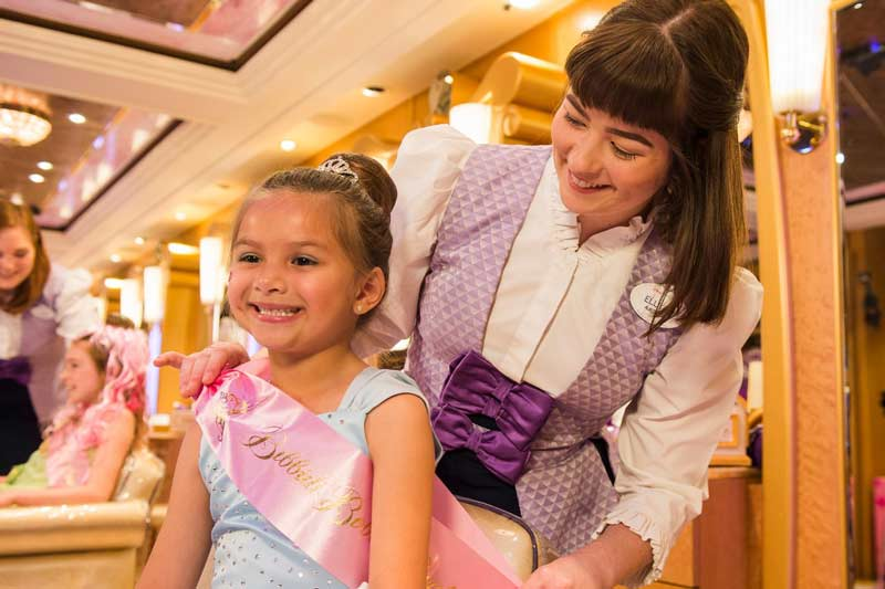 Disney Wonder Bibbidi Bobbibi Boutique