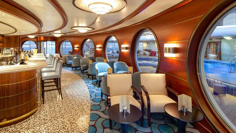Disney Wonder Cove Cafe
