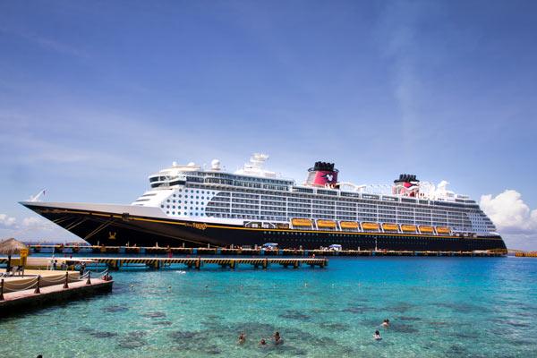 Disney Cruise Webcams