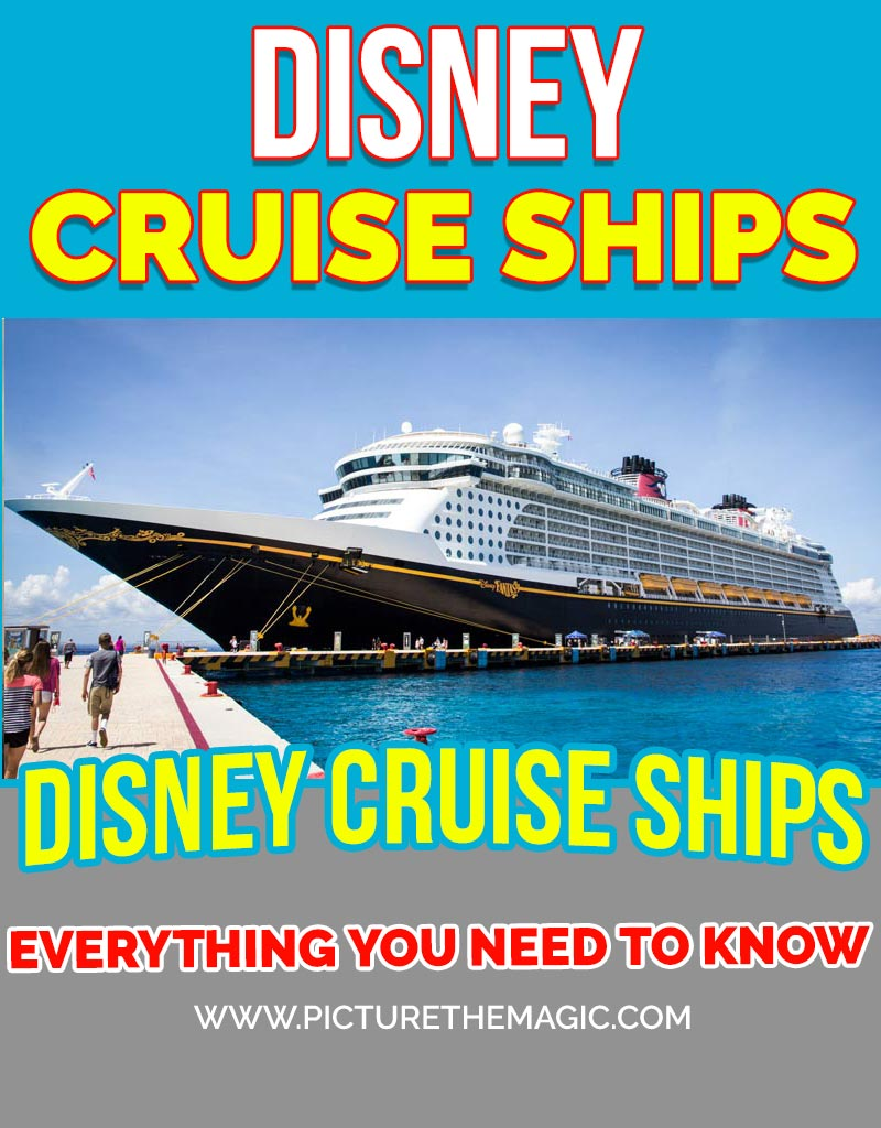 Disney Cruise Ships: All You Need to Know!