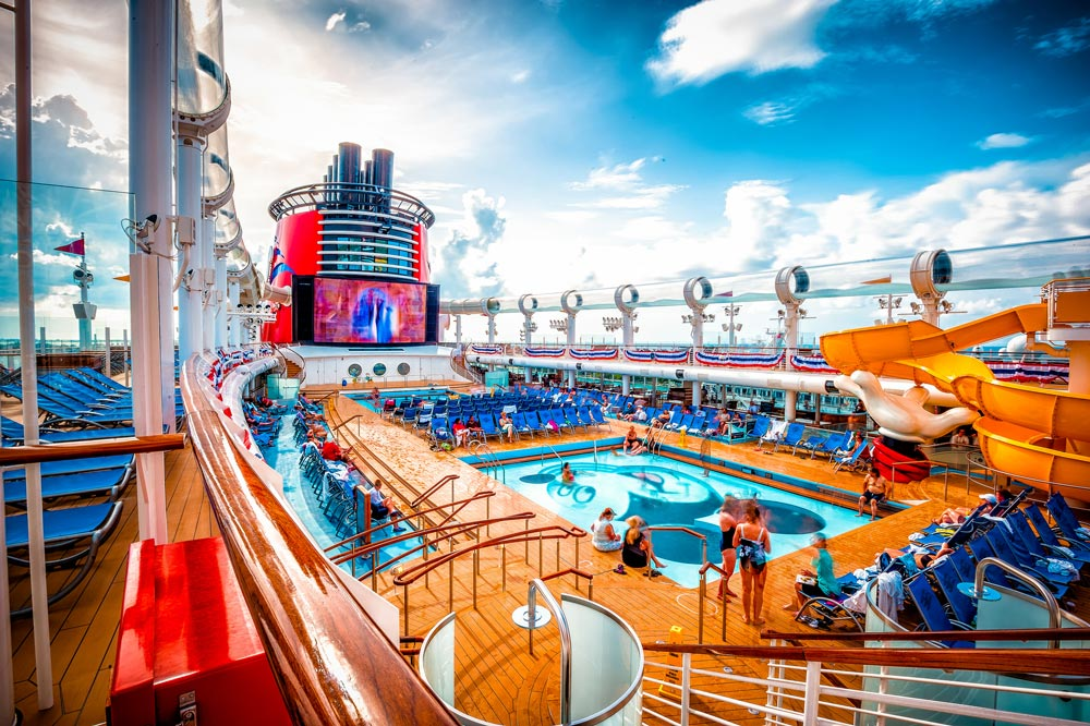 Disney Dream: Funnel Vision