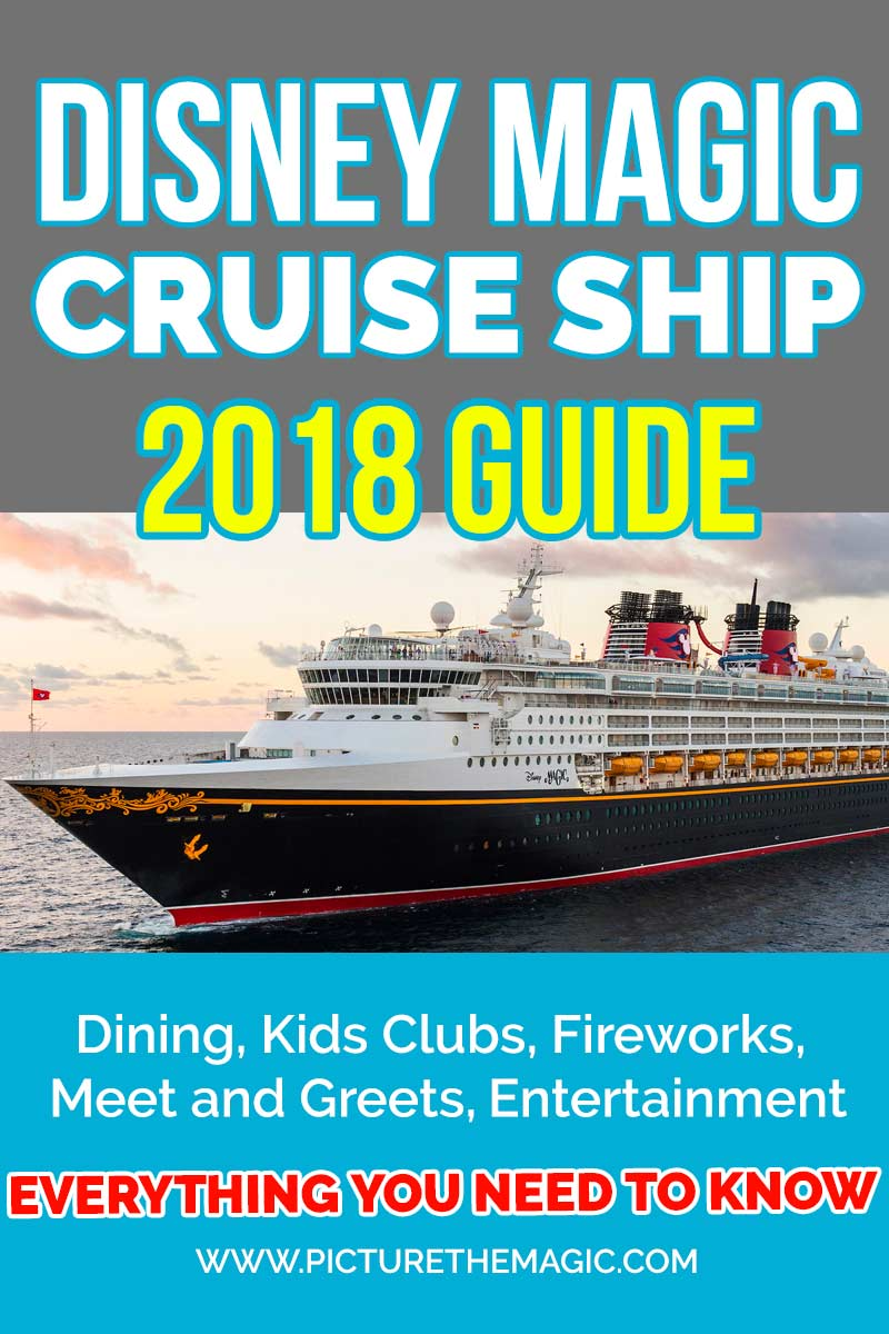 Disney Magic Cruise Ship The Ultimate Guide Updated October 2018 Parts Of A Tall For Pinterest This Is Most Comprehensive To Information On Internet