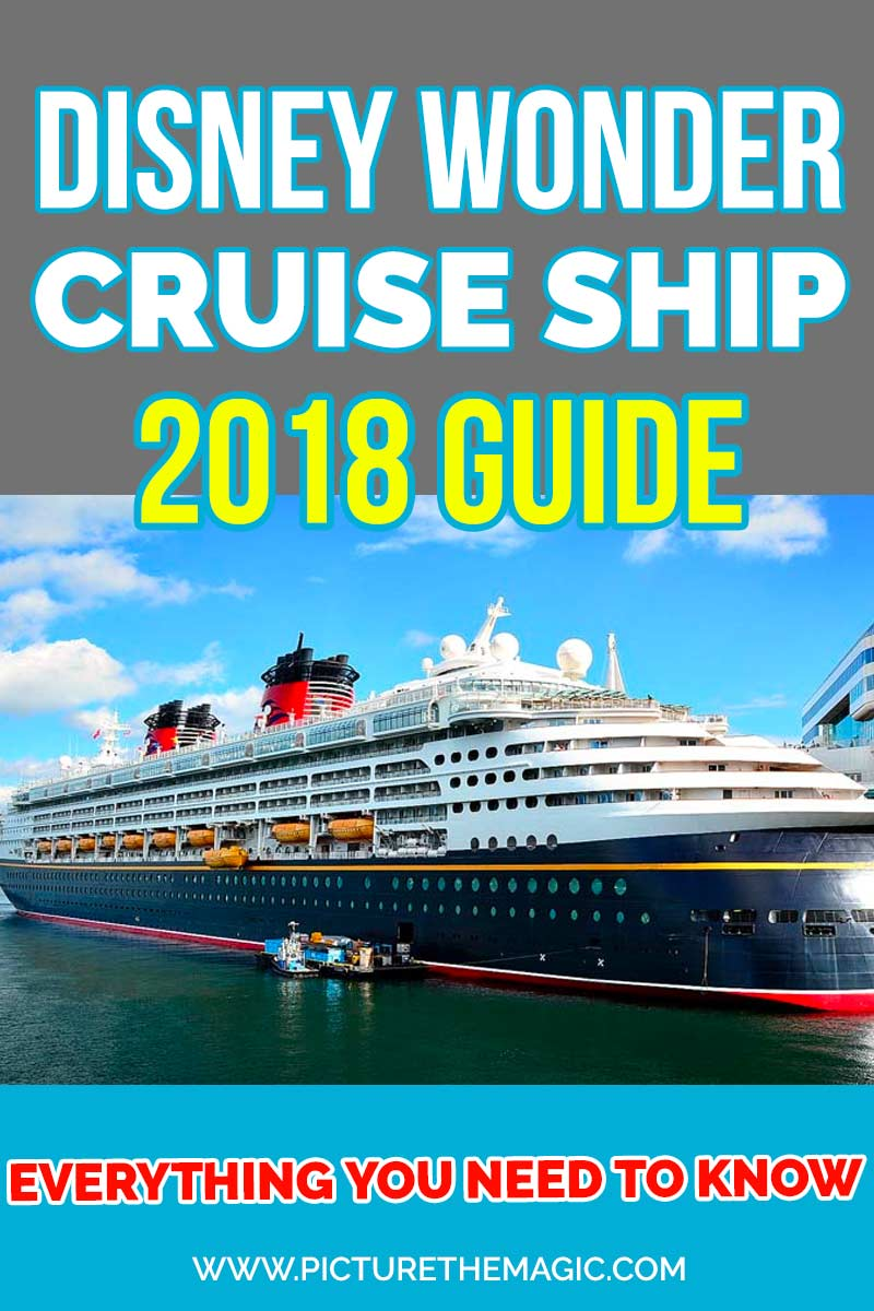 Disney Wonder Cruise Ship The Ultimate Guide Updated October 2018