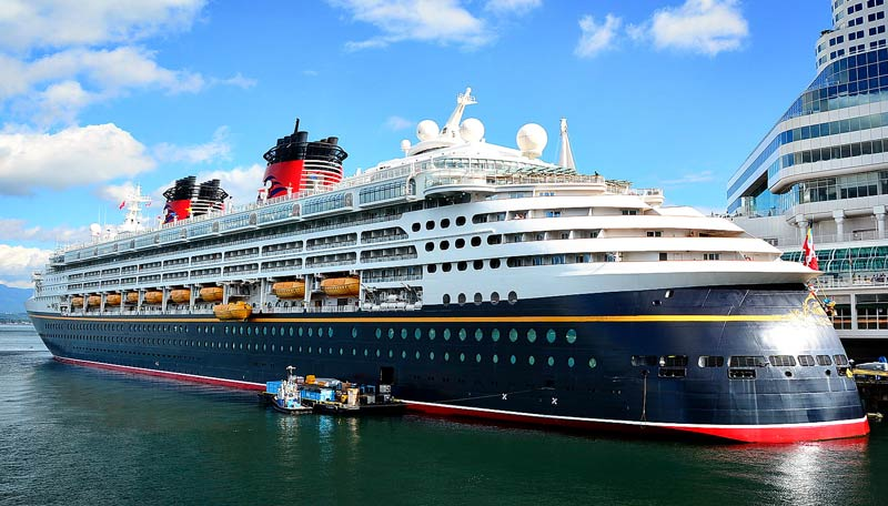 Disney Wonder Ports of Call