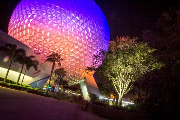 Disney Parks Webcams