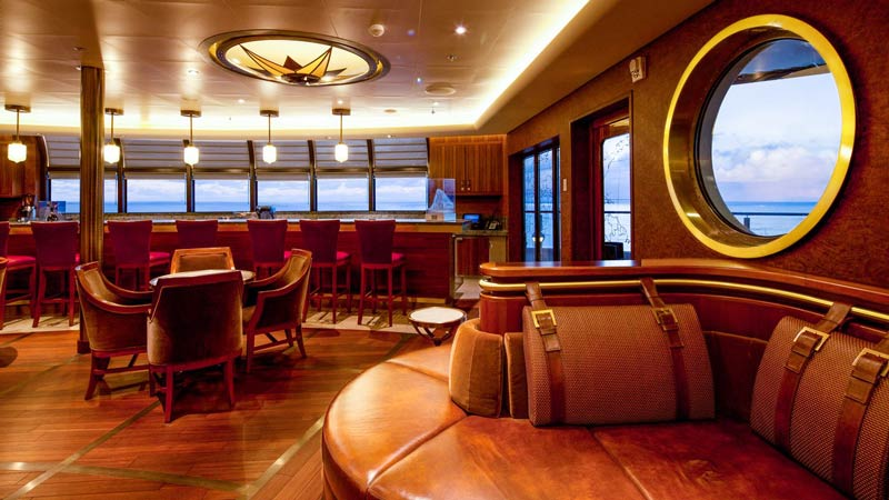 Meridian Lounge on Disney Dream