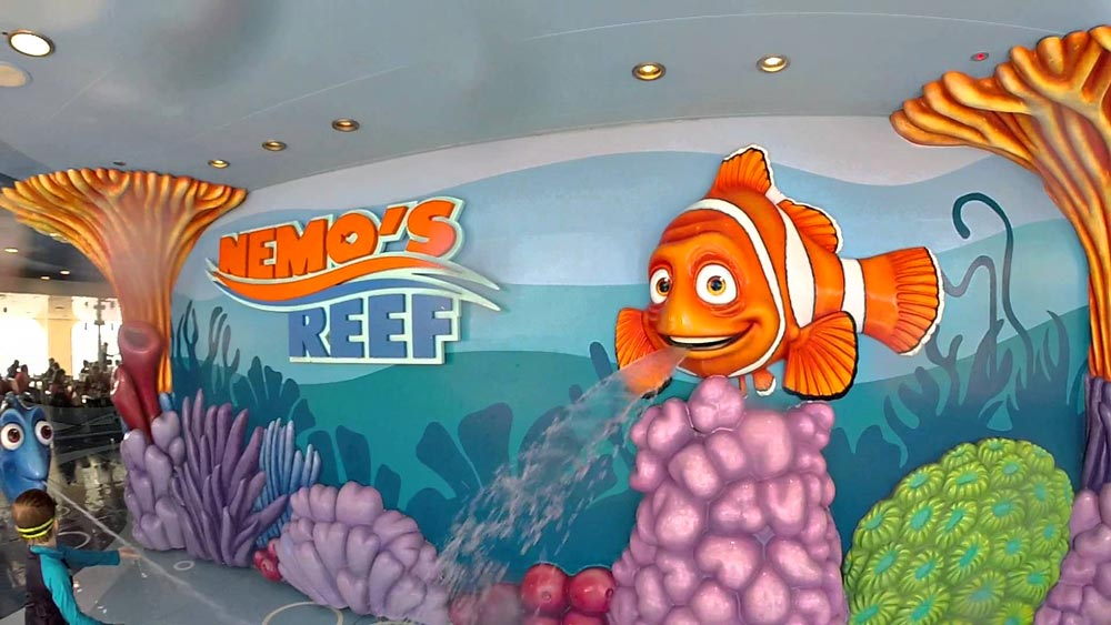 Disney Dream: Nemo's Reef