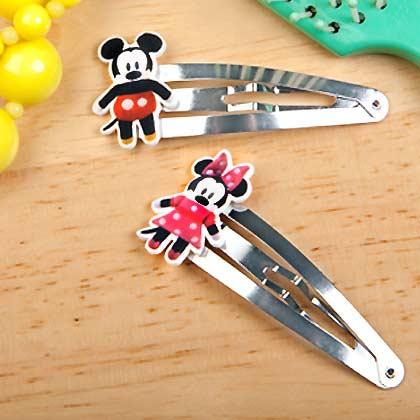 Disney Hair Barrette Tutorial