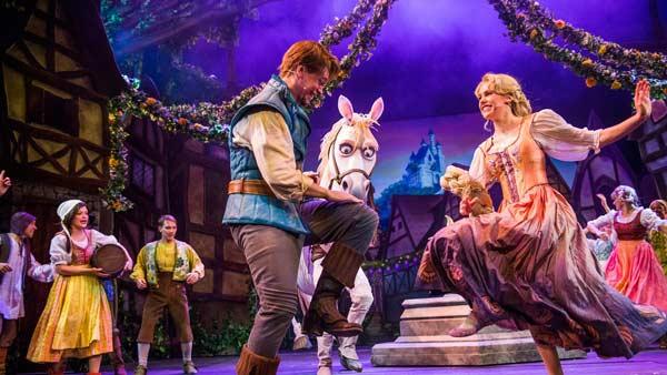 Tangled the Musical on Disney Magic Cruise Ship