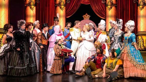 Twice Charmed: An Original Twist on the Cinderella Story on Disney Magic Cruise Ship