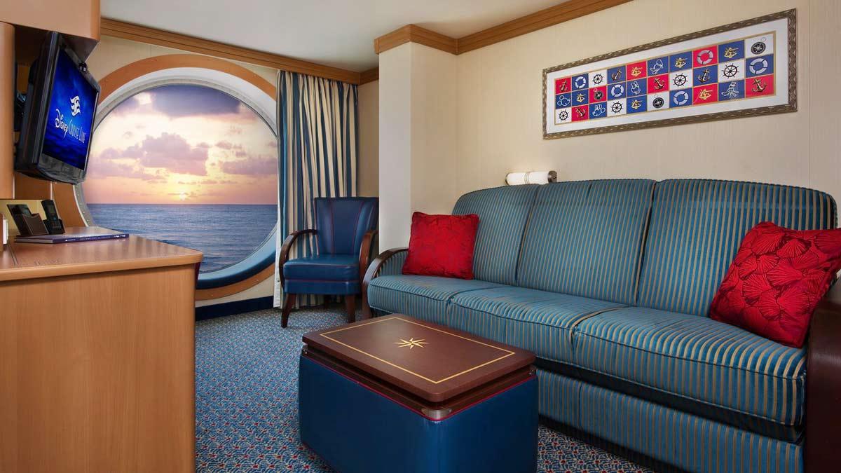 Disney Cruise Stateroom Guide: Disney Dream & Fantasy (Sept 2020)