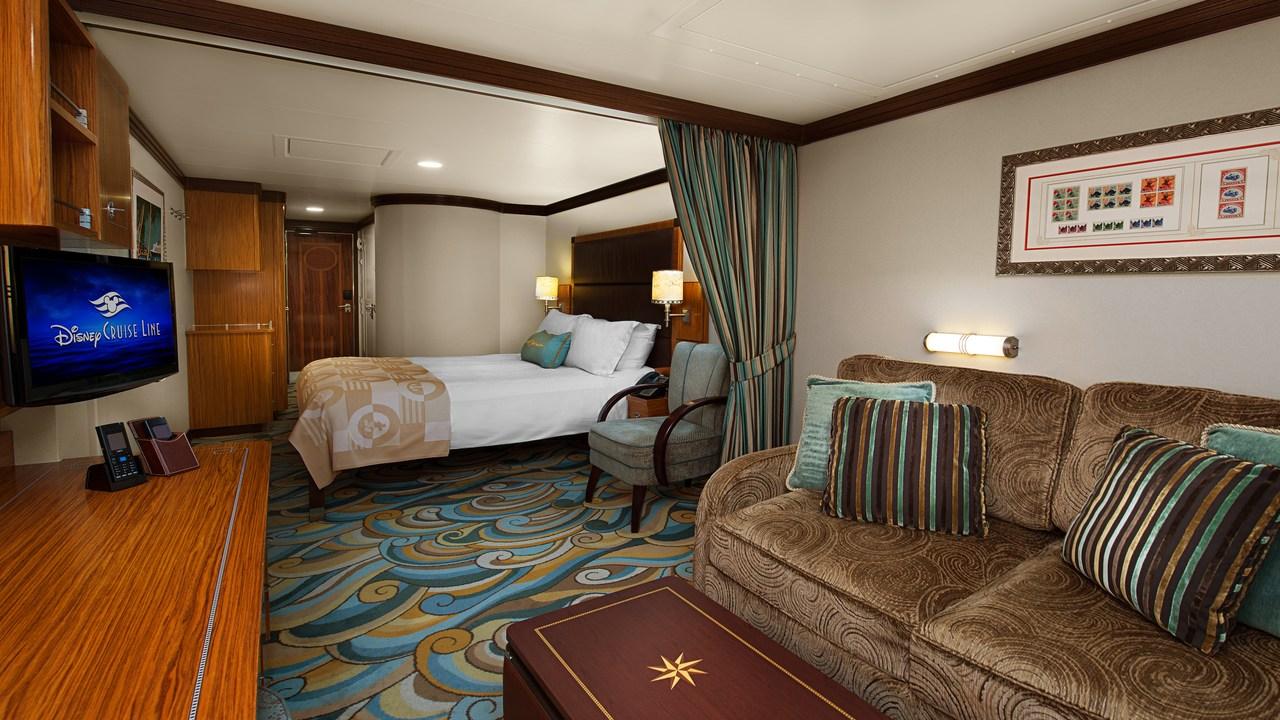 Stupendous Disney Cruise Stateroom Guide Disney Dream Fantasy Dec 2019 Creativecarmelina Interior Chair Design Creativecarmelinacom