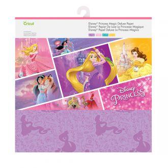 Disney Cricut Paper, Princess Magic
