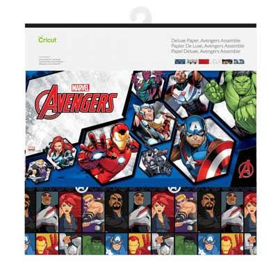 Deluxe Paper, Marvel Avengers Assemble