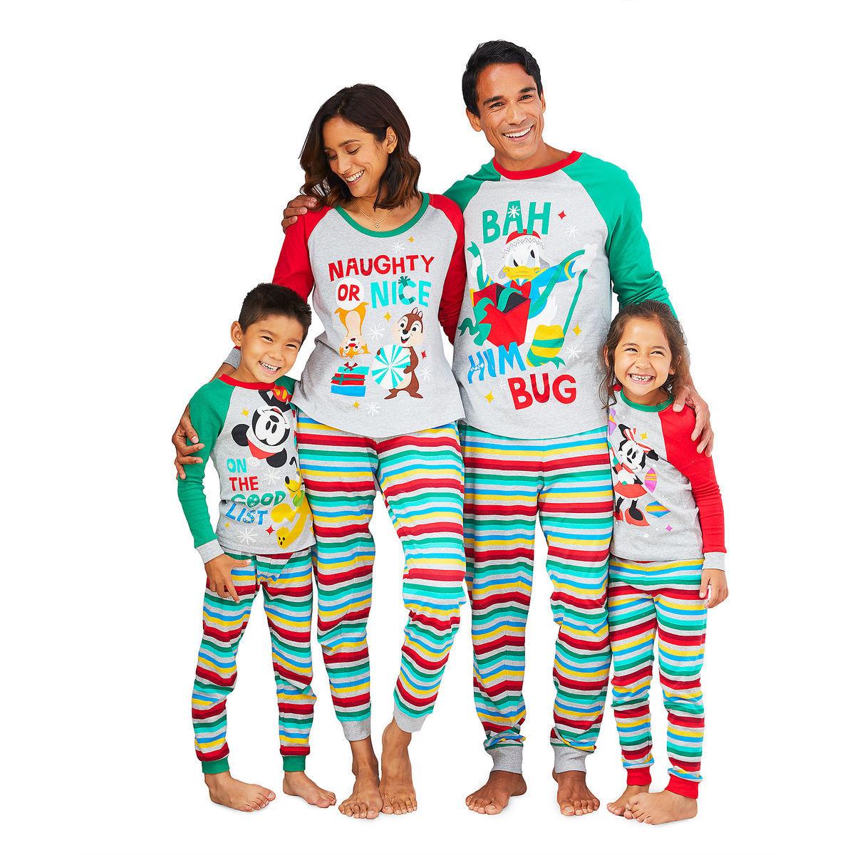 0b9e9d2c1b 10 Photo-Worthy Matching Disney Pajamas for Christmas (Nov. 2018)