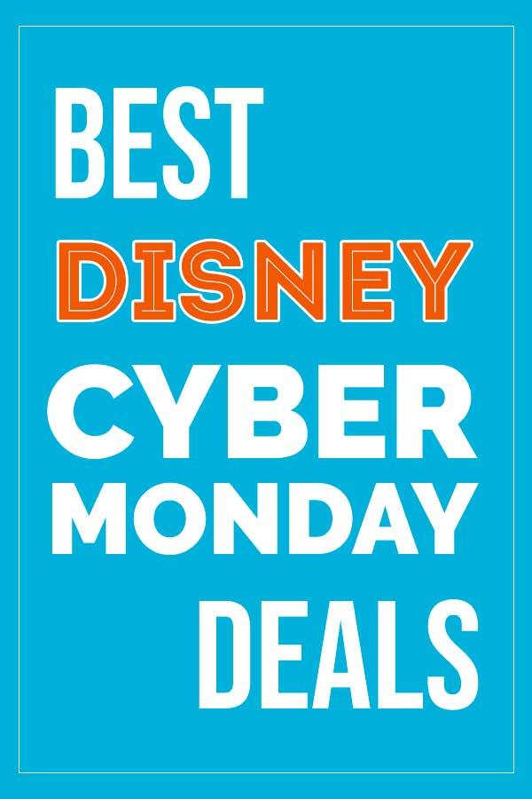 Best Disney Cyber Monday Deals