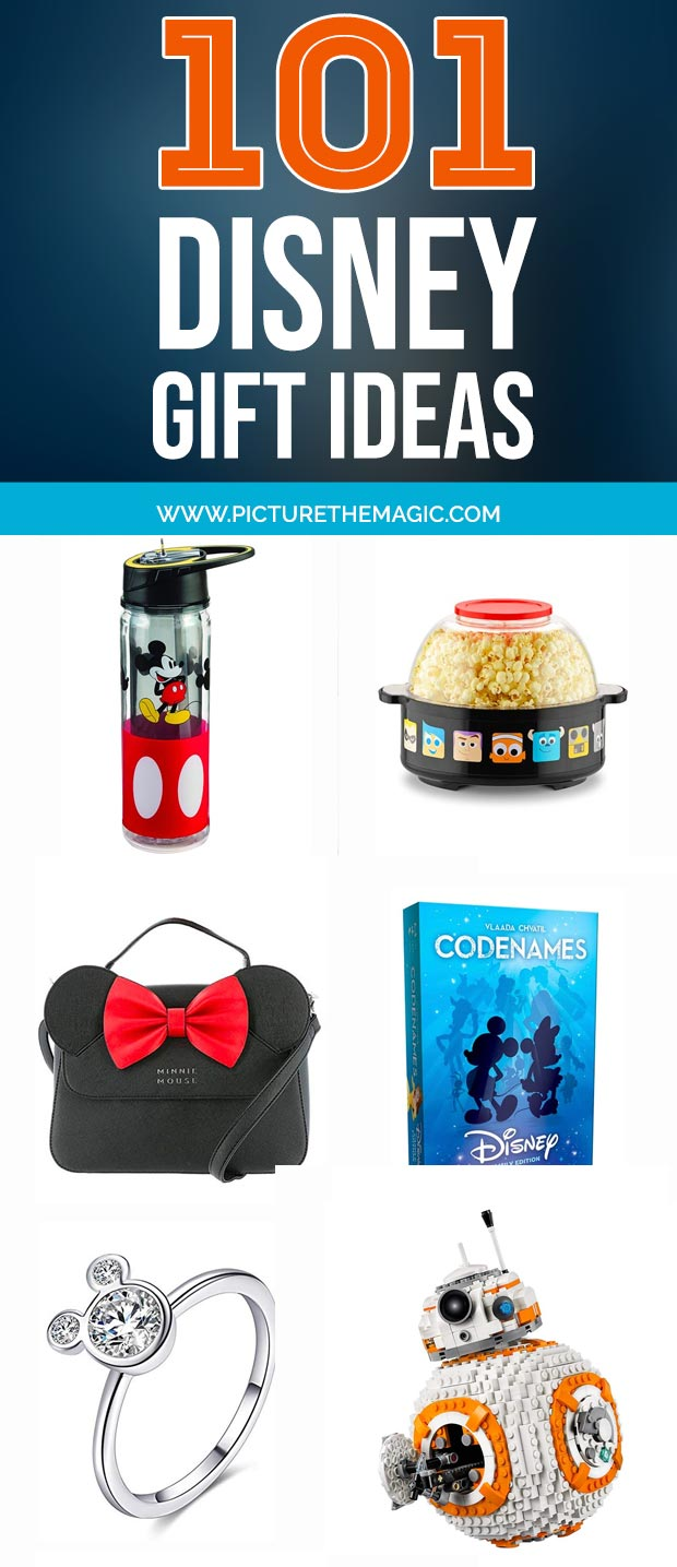 101 Disney Gift Ideas! The ultimate 2018 gift guide for Disney lovers