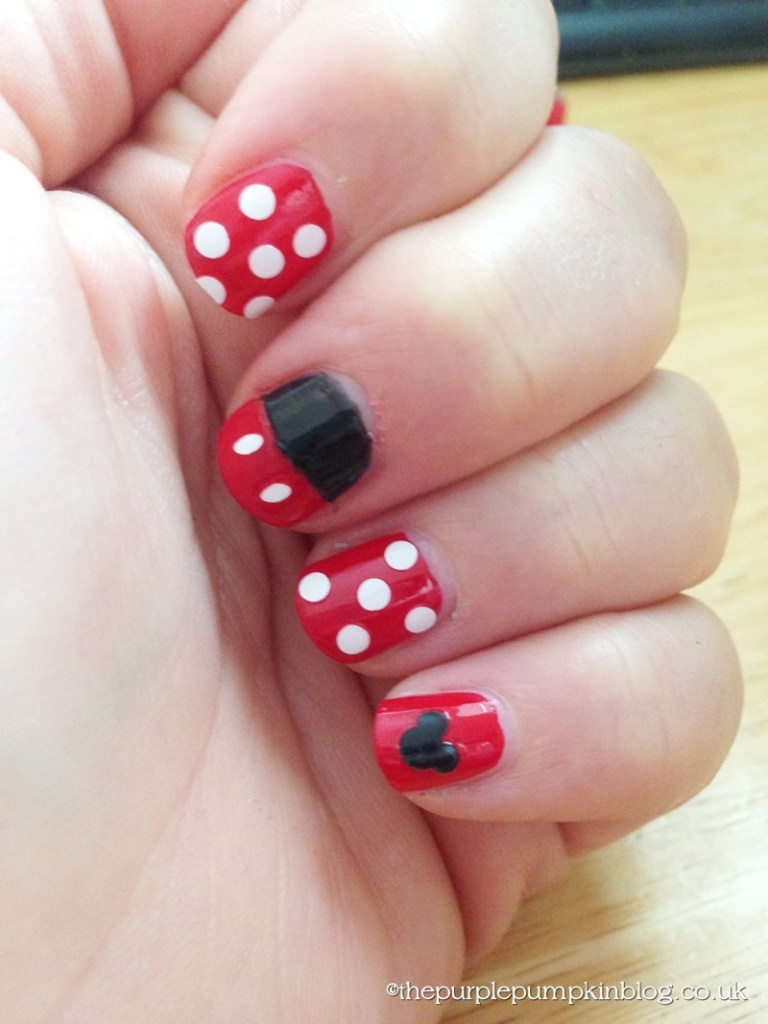 How to Make Your Own Disney Nail Art using Cricut