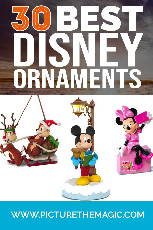 30 Best Disney Christmas Ornaments