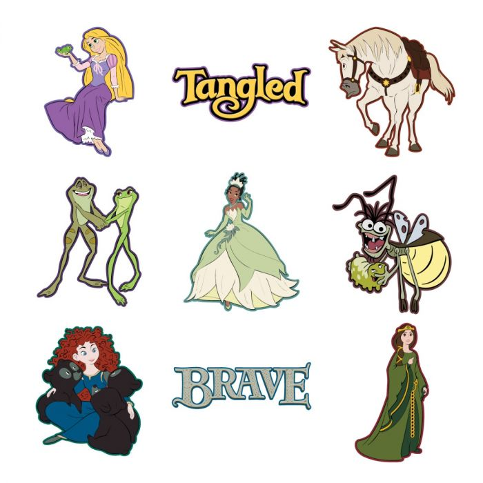Disney Princess Believing in Dreams Digital Set Cricut Cartridge