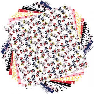Disney Cricut Paper, Minnie Mouse