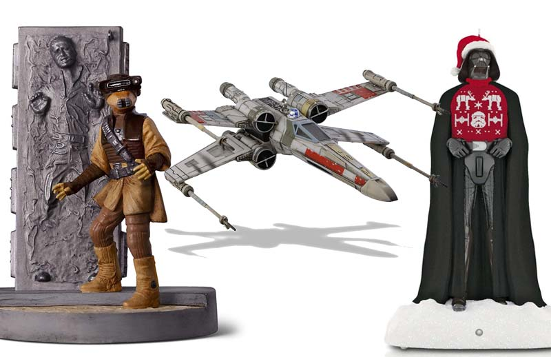 Hallmark Christmas Ornaments 2019.Reviewed 30 Best Star Wars Christmas Ornaments 2019