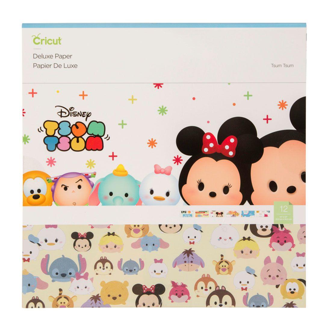Deluxe Paper, Disney Tsum Tsum
