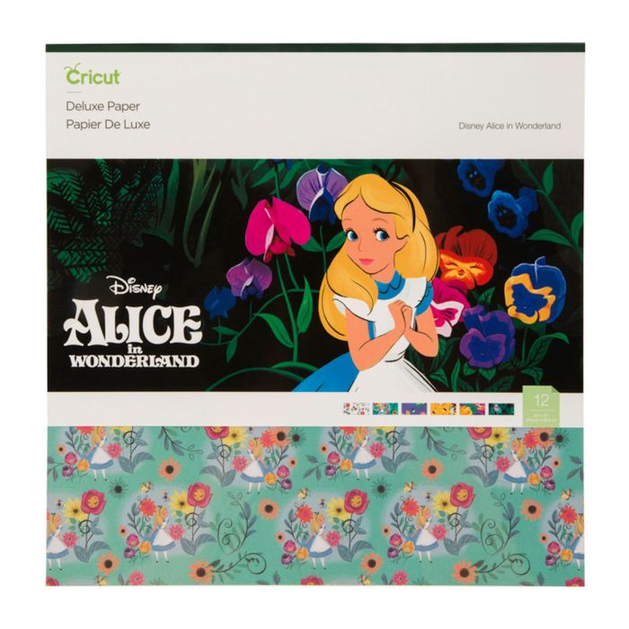 Deluxe Paper, Disney Alice in Wonderland