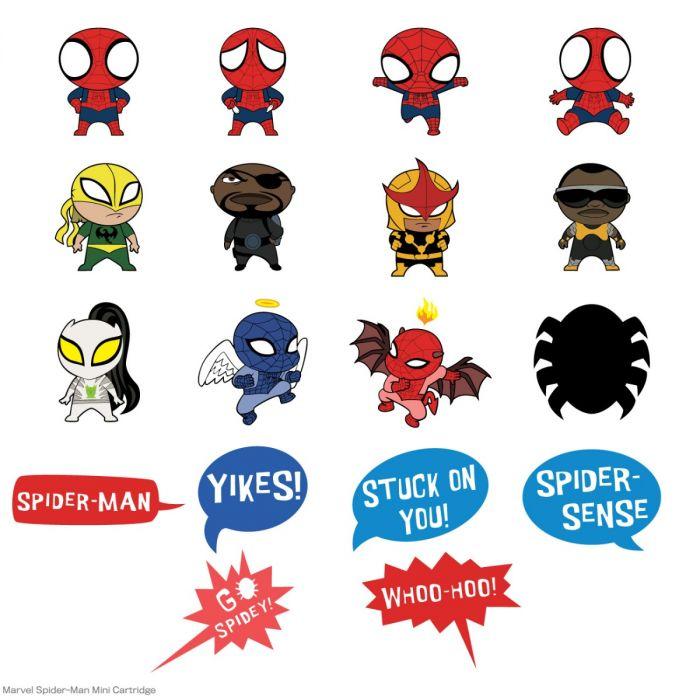 MARVEL® Spider-Man Mini Digital Cartridge for Cricut