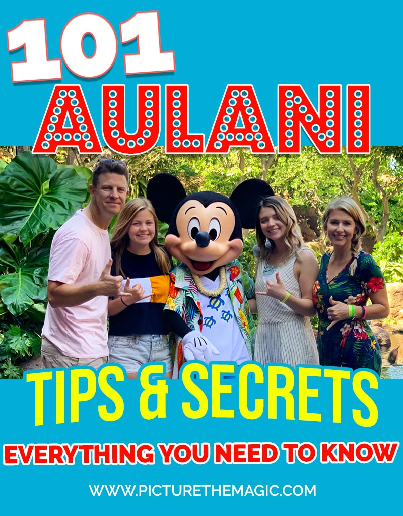 101 Disney Aulani Tips and Secrets