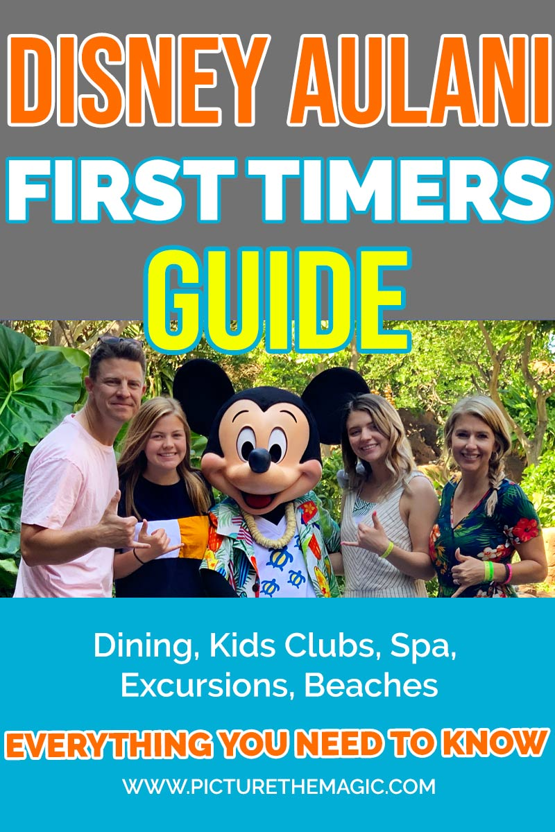 (UPDATED) Disney Aulani First Timer's Guide 2019! Learn everything you need to know about Aulani, a Disney resort and spa for a 2019 Disney vacation