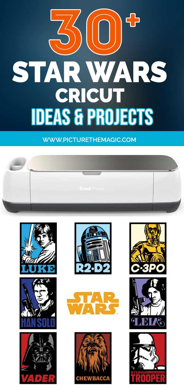 30 Best Star Wars Cricut Projects & Ideas