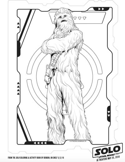 100+ FREE Star Wars Coloring Pages